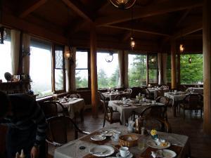 ♪レストランの全体♪