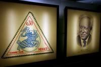 切手とコインの博物館(モナコ)