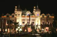 グラン・カジノの夜景(モナコ)
