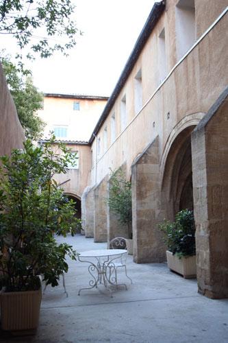 Aix-en-Provenceのホテル