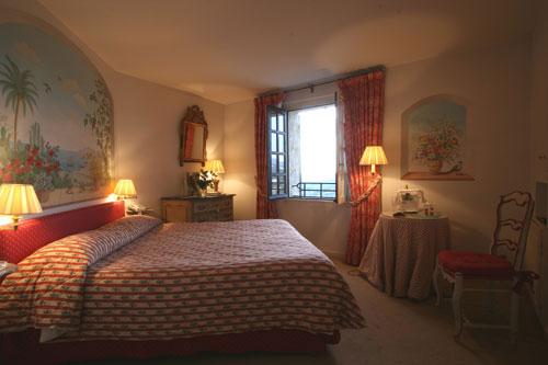 ホテル・サン・ポールの部屋