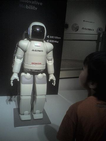 大ロボット博