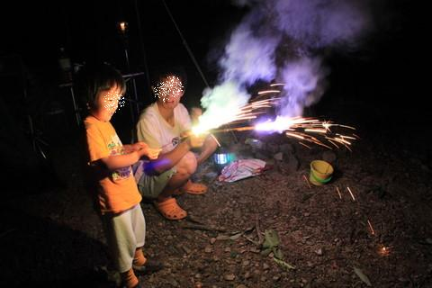 琵琶湖キャンプ (10)