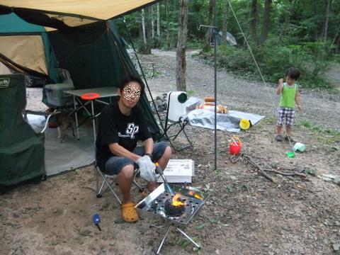 琵琶湖キャンプ (15)