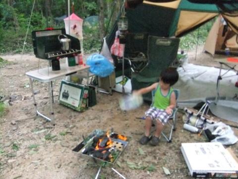 琵琶湖キャンプ (16)