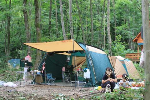 琵琶湖キャンプ (2)