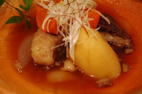 小野の前田さん家の牛バラ肉