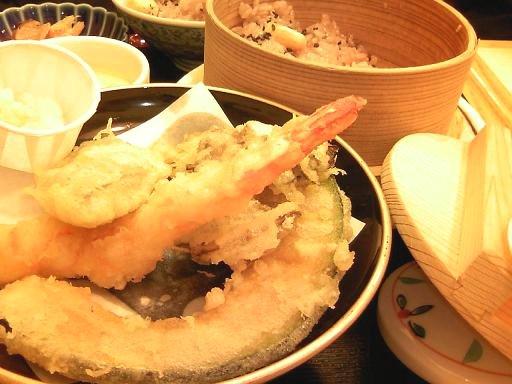 秋刀魚天ぷら