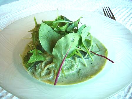 野菜ポタージュパルミジャーノ