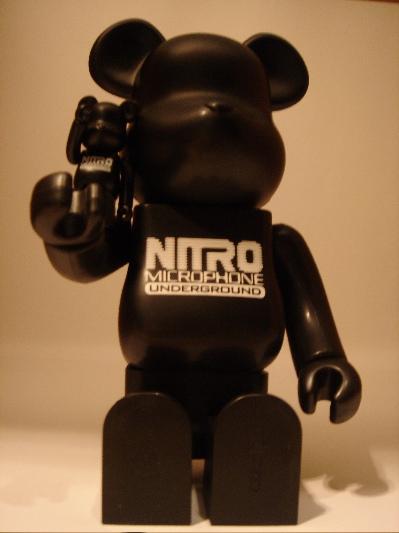 nitro BE@RBRICK