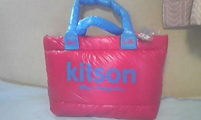 kitsonバッグ