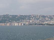 卵城からの景色