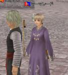 紫チャドリ