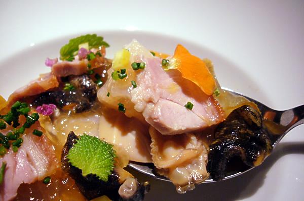 仔豚と色々貝