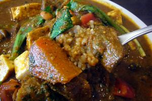 肉野菜カレー