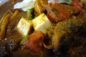 肉野菜カレー540