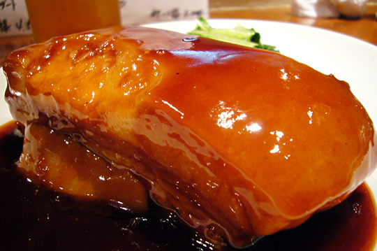 皮付き豚ばら肉540