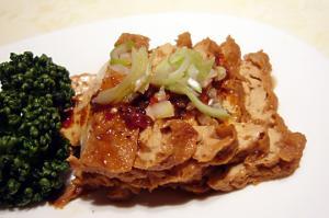 ルゥー豆腐