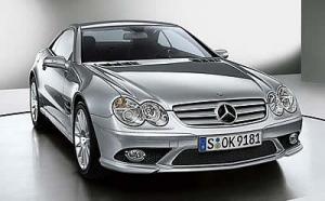 MercedesSL AMG