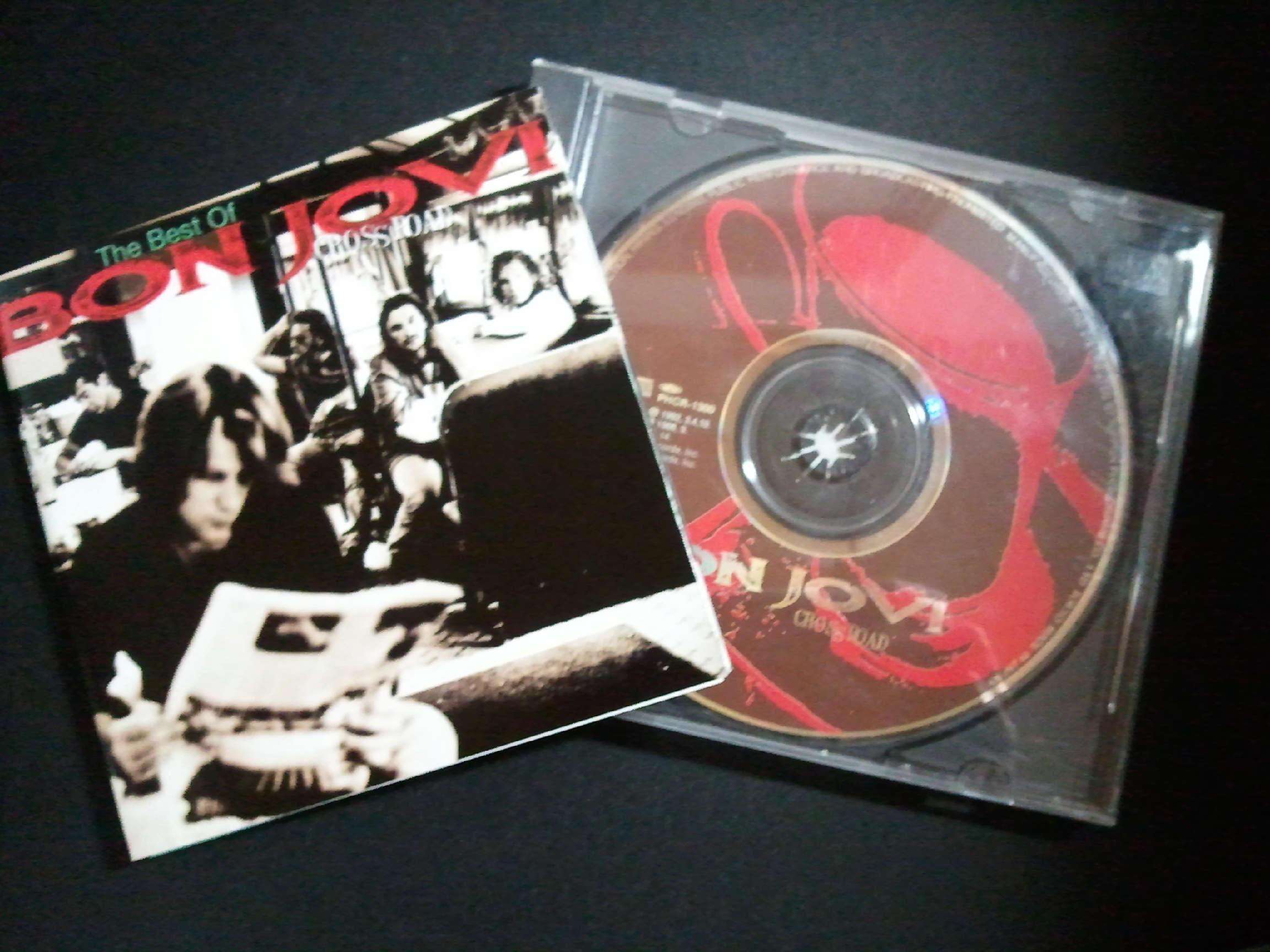 The Best of Bon Jovi Cross Road