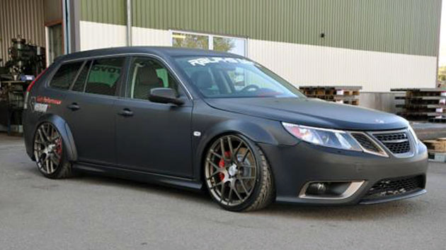 Saab 9-3_Dodge Viper