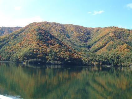 近所の湖(2000年)