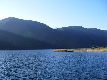 近所の湖 その2