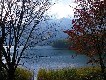 近所の湖の近所にある湖 その1