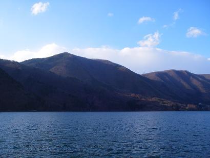 近所の湖 2007年12月8日