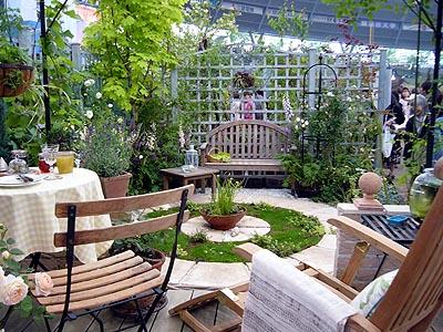 ガーデンカフェ~