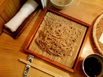 蕎麦 酒 かわかつ (9)