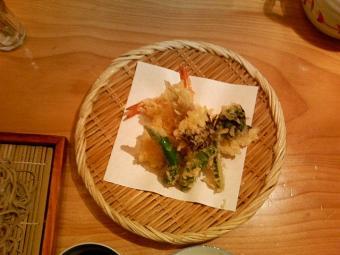蕎麦 酒 かわかつ (11)