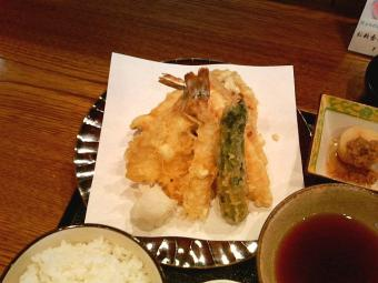 天ぷら割烹 うさぎ (7)