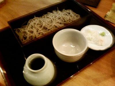 9.手打ち蕎麦 銀杏・かわかつさんと・・・ (6)