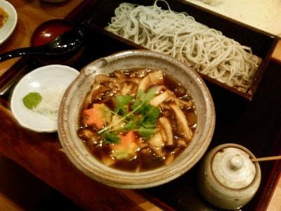 9.手打ち蕎麦 銀杏・かわかつさんと・・・ (7)