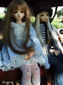 rimeさんのユノア&瑞花さんのユノア