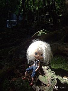 なんか別の人形に見える。