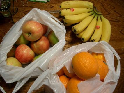 果物いっぱい!