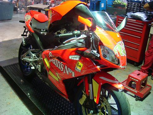RS125限定スペインズNO.1