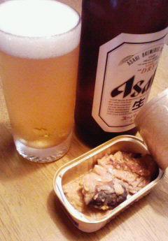 ビンビールは絶対うまいっ!!
