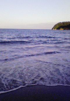 やっぱり海はいい。。。