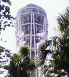 江の島の灯台