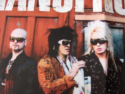 Hanoi Rocks poster