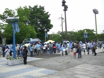 サテライト新潟戦①