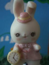 ピンクウサギ2