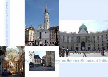 ウィーン 王宮付近