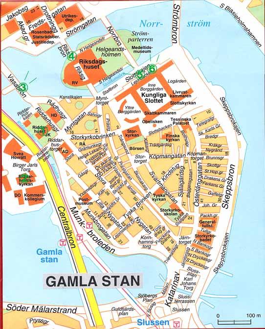 ガムラスタン地図
