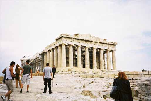 パルテノン神殿2