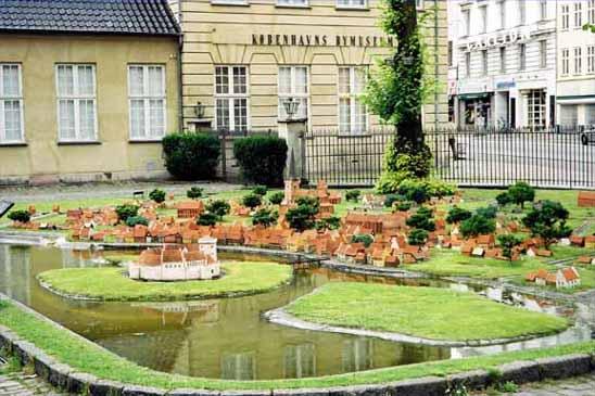博物館前庭