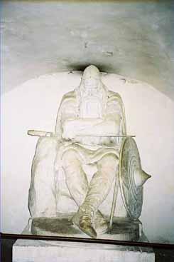 ホルガーダンスク像